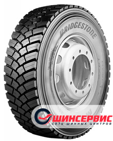 Bridgestone MD1 13/0 R22.5 156K
