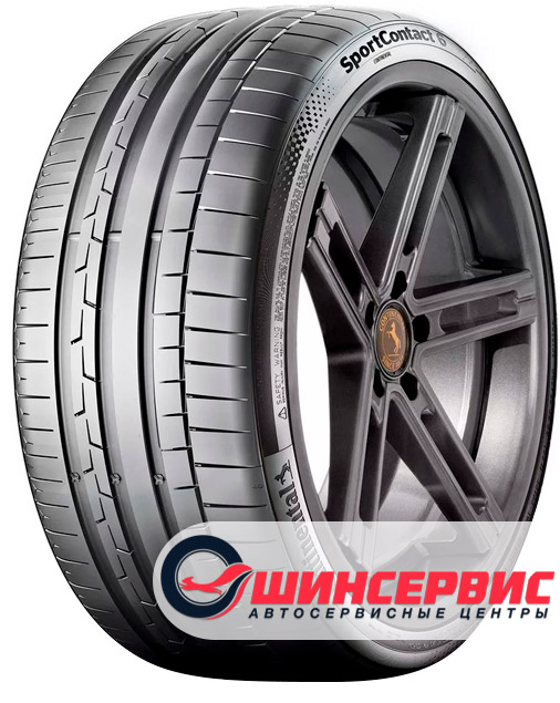 Continental SportContact 6 SSR