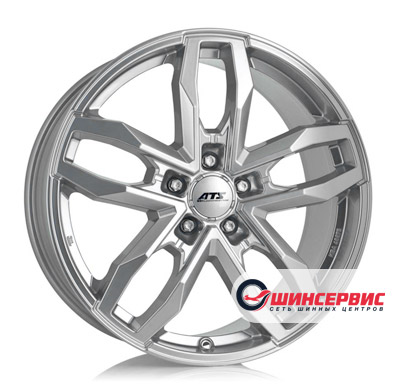 ATS Temperament R20 / 9.5J PCD 5x114.3 ЕТ 30 ЦО 75.1