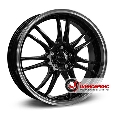 Dotz Shift R17 / 7J PCD 5x114.3 ЕТ 48 ЦО 71.6