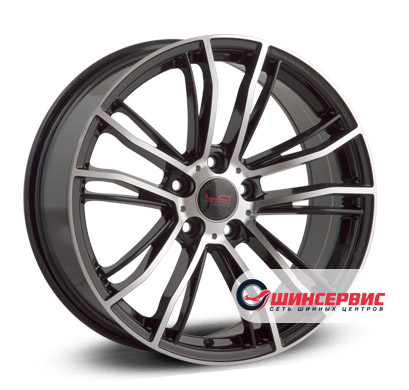 Legeartis Optima A117 R19 / 8.5J PCD 5x112 ЕТ 28 ЦО 66.6