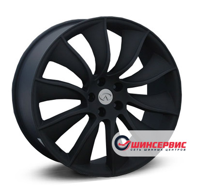Legeartis Optima INF15 R21 / 9.5J PCD 5x114.3 ЕТ 50 ЦО 66.1