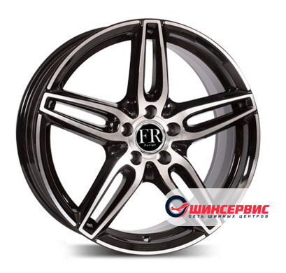 Replica FR MR274 R19 / 8J PCD 5x112 ЕТ 43 ЦО 66.6