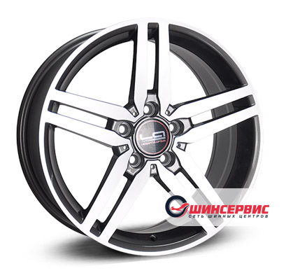 Top Driver MR130 R17 / 8J PCD 5x112 ЕТ 38 ЦО 66.6