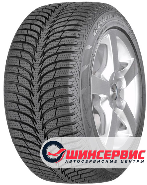 Goodyear UltraGrip Ice +
