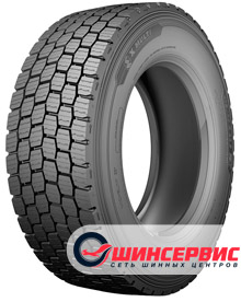 Michelin X MULTI D 215/75 R17.5 126/124M