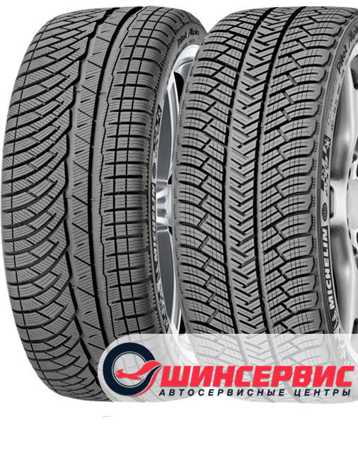 Michelin Pilot Alpin 4 ZP