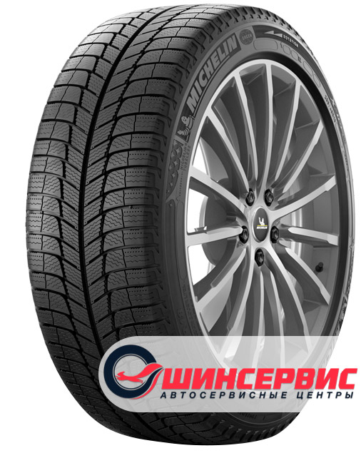 Michelin X-Ice 3 235/40 R18 95H